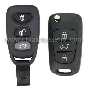 Chìa khóa Kia Carens