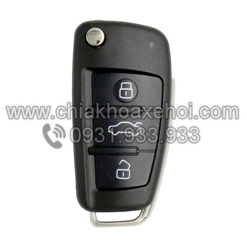 Chìa khóa Audi A6 Q7