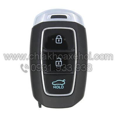 Chìa khóa Hyundai Accent