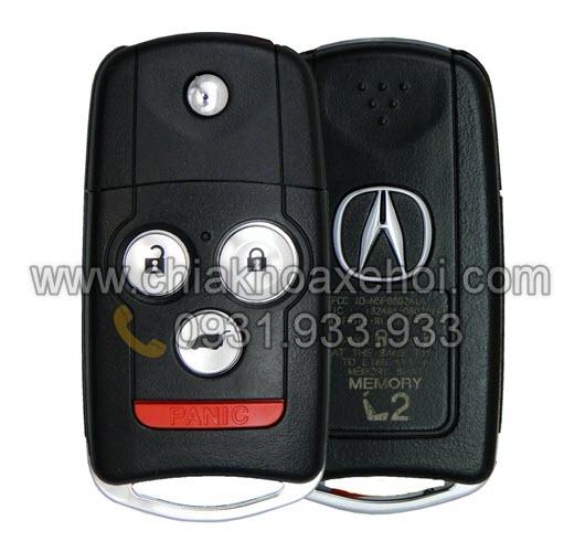 Chìa khóa Acura MDX