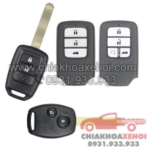Chìa khóa Honda City