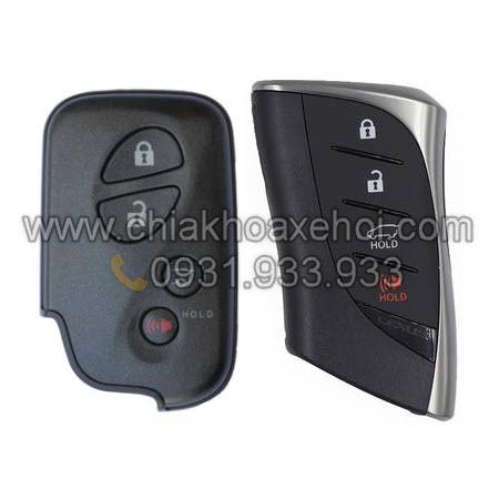Chìa khóa Lexus GX460