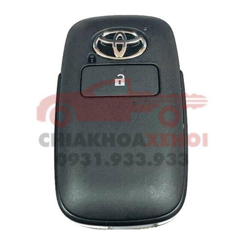 Chìa khóa Toyota Raize