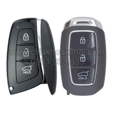 Chìa khóa Hyundai Santafe
