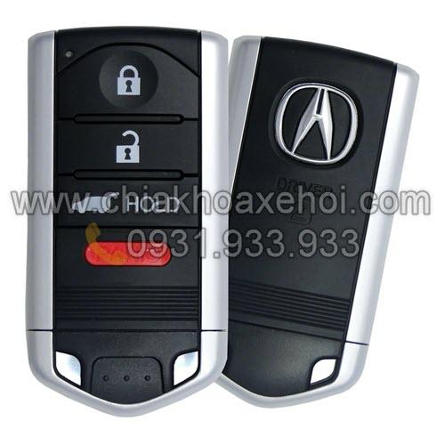 Làm chìa khóa Acura ZDX