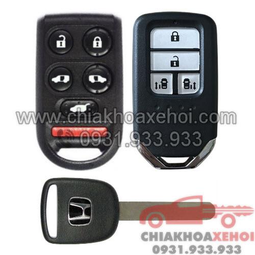 Chìa khóa Honda Odyssey