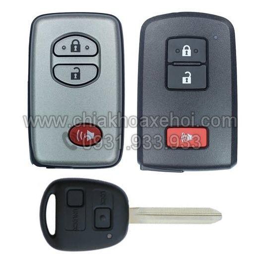 Chìa khóa Toyota Land Cruiser