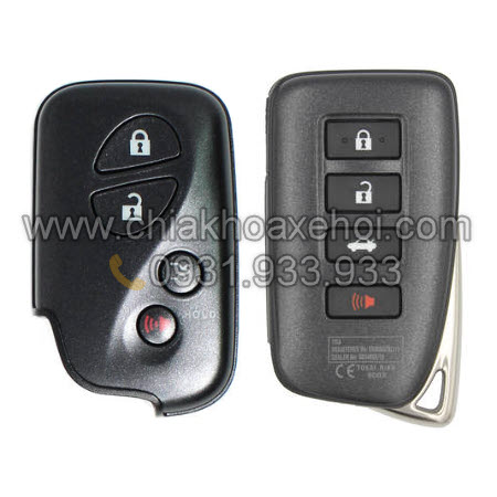 Chìa khóa Lexus ES250 ES300h ES350