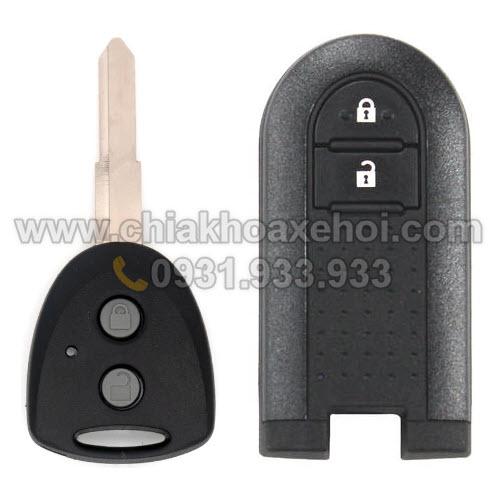 Chìa khóa Toyota Wigo
